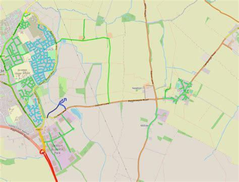 Creating your own speed limit map in QGIS and showing it