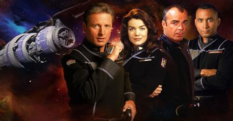 Babylon 5 remastered is now streaming on HBO Max   Woopink